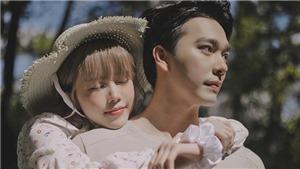 Sau nghi vấn chia tay Sơn Tùng M-TP, Thiều Bảo Trâm yêu hot boy trong MV 'Love Rosie'