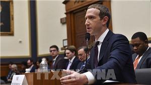 Các CEO của Facebook, Twitter, Google sẽ điều trần trước Thượng viện Mỹ