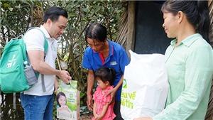Chi Bảo cảm ơn sao Việt đồng hành cùng quỹ từ thiện