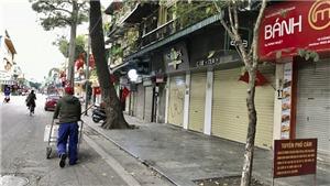 Hà Nội tạm dừng hoạt động quán ăn, uống đường phố, trà đá, cà phê vỉa hè