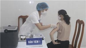 Các địa phương khẩn trương triển khai tiêm vaccine phòng dịch Covid-19