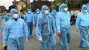 Ghi nhận 14 ca mắc Covid-19, trong đó có 4 người lây nhiễm trong nước tại Hà Nam và Hà Nội