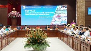 Hà Nội: Phát huy nguồn lực văn hóa, con người trong phát triển công nghiệp văn hóa