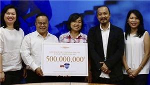 Hà Anh Tuấn đóng góp 500 triệu đồng ủng hộ quỹ vắc-xin Covid-19