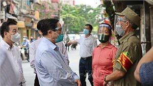 Hà Nội thực hiện cấp bách ý kiến chỉ đạo của Thủ tướng về phòng, chống dịch