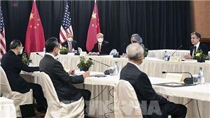 Đối thoại cấp cao Mỹ- Trung: Còn nhiều mâu thuẫn