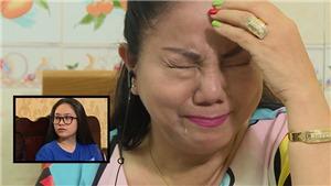 'Nữ hoàng nhạc Rock' Ngọc Ánh khóc nghẹn khi con gái nói về chồng cũ