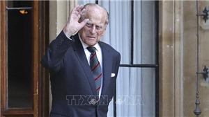 Hoàng tế Philip, phu quân Nữ hoàng Anh Elizabeth II qua đời ở tuổi 99