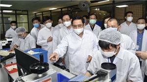 Đẩy nhanh tiến độ sản xuất vaccine phòng Covid-19 trong nước