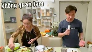 'Bố già' lập kỷ lục view, Trấn Thành đến nhà Lê Giang ăn mừng