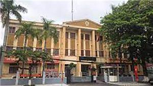 Vụ làm sai lệch hồ sơ tại Công an quận Đồ Sơn: Bắt thêm Phó trưởng Công an quận