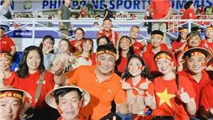 Từ Philippines, Lý Hùng nhận xét: 'Singapore tử thủ nhưng còn non kém so với U22 Việt Nam'