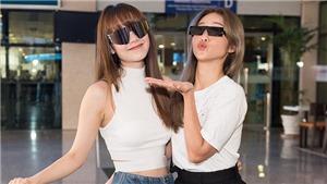 Sao Việt tề tựu ở sân bay đi dự lễ cưới của Đông Nhi - Ông Cao Thắng tại Phú Quốc
