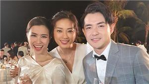 Ngô Thanh Vân bắt được hoa cưới của Đông Nhi, nhưng thừa nhận đã bỏ cuộc trong tình yêu