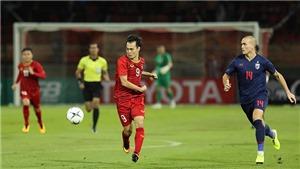 Kết quả Thái Lan 0-0 Việt Nam: Quang Hải và Chanathip Songkrasin mờ nhạt
