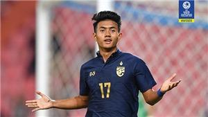 Kết quả bóng đá U23 Thái Lan 5-0 U23 Bahrain: 'Thần đồng' Suphanat tỏa sáng, U23 Thái Lan thắng hủy diệt