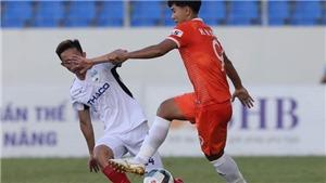 Kết quả bóng đá. Đà Nẵng 3-1 HAGL: Tuấn Anh và đồng đội thua ngược ở Hòa Xuân