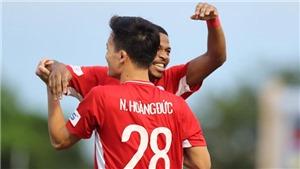 Trực tiếp bóng đá. Quảng Nam vs SLNA. Trực tiếp V-League 2020 vòng 8