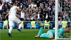 Real Madrid 1-0 Atletico: Karim Benzema sắm vai người hùng