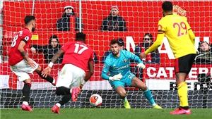 MU 3-0 Watford: Bruno Fernandes ghi bàn, MU vươn lên vị trí thứ 5 trên BXH