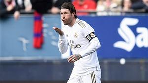 Osasuna 1-4 Real Madrid: Xây chắc ngôi đầu bảng