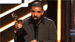 Lễ trao giải Billboard 2017: Drake phá kỷ lục 'khủng' của Adele