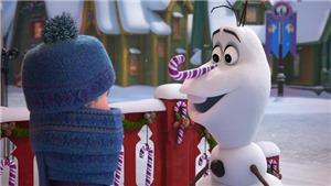 Bom tấn hoạt hình 'Frozen' trở lại với trailer siêu dễ thương
