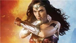 'Wonder Woman' lọt Top 5 phim siêu anh hùng doanh thu cao nhất mọi thời