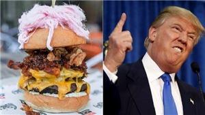 Muốn ăn sáng với Tổng thống Mỹ Donald Trump: Hãy bỏ ra 3 USD