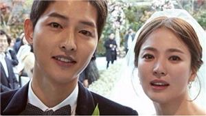 Song Joong Ki - Song Hye Kyo tự nguyện khoe ảnh cưới đẹp lung linh