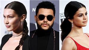 Phát hiện loạt ảnh nóng bỏng của Selena Gomez, Bella Hadid 'đại chiến' The Weeknd
