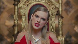 Đề cử giải MTV VMA: Tranh cãi việc Taylor Swift không hề có tên trong hạng mục chính