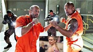 Mỹ nhân Anh sánh vai cùng The Rock và Jason Staham trong 'Fast and Furious' ngoại truyện