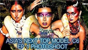 Asia Next Top Model lên sóng tập đầu: Minh Tú, Thanh Vy, Hà Hồ đều xuất hiện