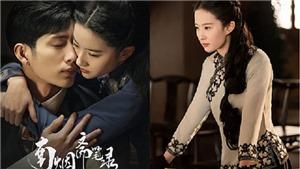Lưu Diệc Phi tái xuất sau 12 năm, 'khóa môi' cuồng nhiệt với Tỉnh Bách Nhiên