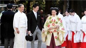 Công chúa Nhật vừa cưới dân thường sẽ nhận 1,3 triệu USD từ ngân sách nhà nước