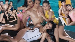 'The Face' tập 7: Top 10 'đốt mắt' khán giả với bikini gợi cảm