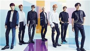 BTS là nhóm K-pop đầu tiên được Mỹ trao chứng nhận đĩa bạch kim