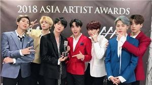 Lý do fan không hài lòng dù BTS thắng giải Nghệ sĩ châu Á (AAA)