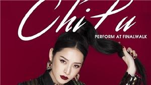 Chung kết 'The Face': Ngạc nhiên với giọng hát live của Chi Pu