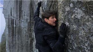 Gần 60 tuổi, Tom Cruise vẫn miệt mài 'cày' thêm 2 tập 'Điệp vụ bất khả thi'