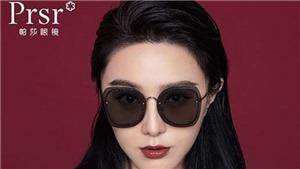 Phạm Băng Băng vẫn bị đả kích 'sấp mặt' khi trở lại với quảng cáo kính mắt