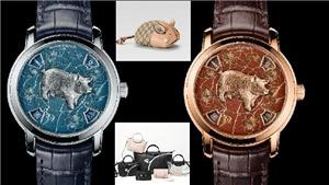 Gucci, Dior, Louis Vuitton... cẩn trọng tung ra các thiết kế 'Heo vàng' sanh chảnh