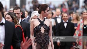 VIDEO: Quá trình thực hiện chiếc váy tai tiếng của Ngọc Trinh tại Cannes