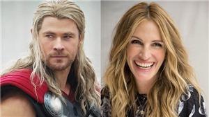 'Thần Sấm' Chris Hemsworth cùng Julia Roberts được gắn sao trên Đại lộ Danh vọng 2020