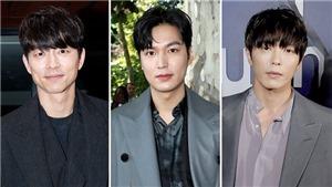 Dàn nam thần Lee Min Ho, Gong Yoo, Kim Jae Wook đổ bộ Tuần lễ thời trang nam Paris