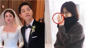 Như dự đoán, Song Hye Kyo xác nhận ly hôn vì nguyên nhân này
