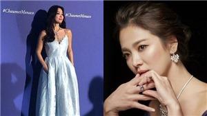 Truyền thông Hàn xuyên tạc câu trả lời phỏng vấn, khiến Song Hye Kyo bị 'ném đá' dữ dội
