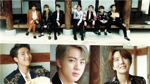 BTS khoe vẻ soái ca trong teaser video 'Summer Package' 2019