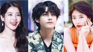 V BTS, Suzy, IU và loạt idol đa tài 'hết phần' thiên hạ